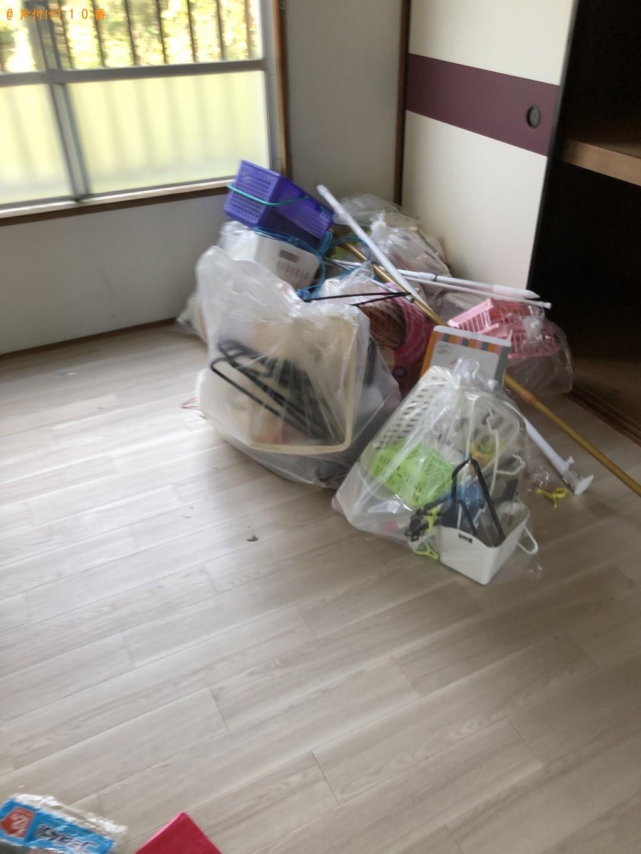 【下関市貴船町】食器棚、雑貨などの回収・処分 お客様の声