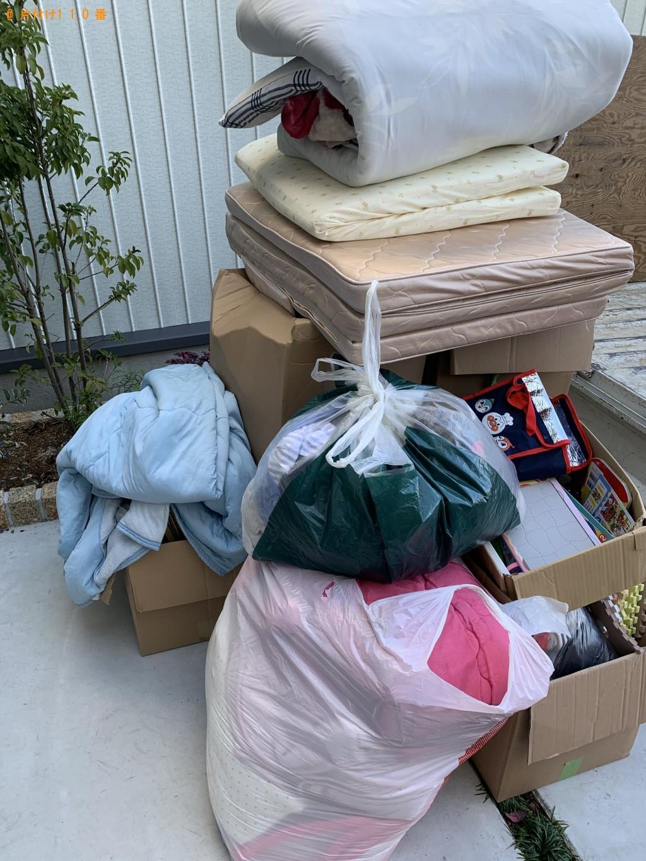 【草津市】マットレス、布団などの回収・処分 お客様の声