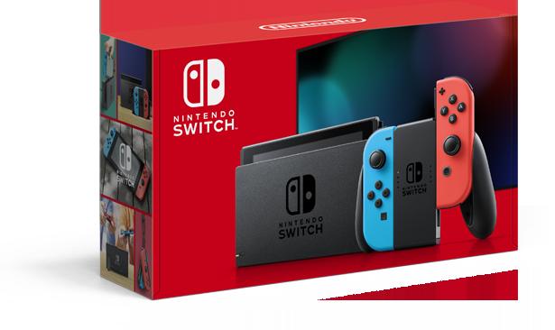 大人気!Nintendo Switch(任天堂スイッチ)本体