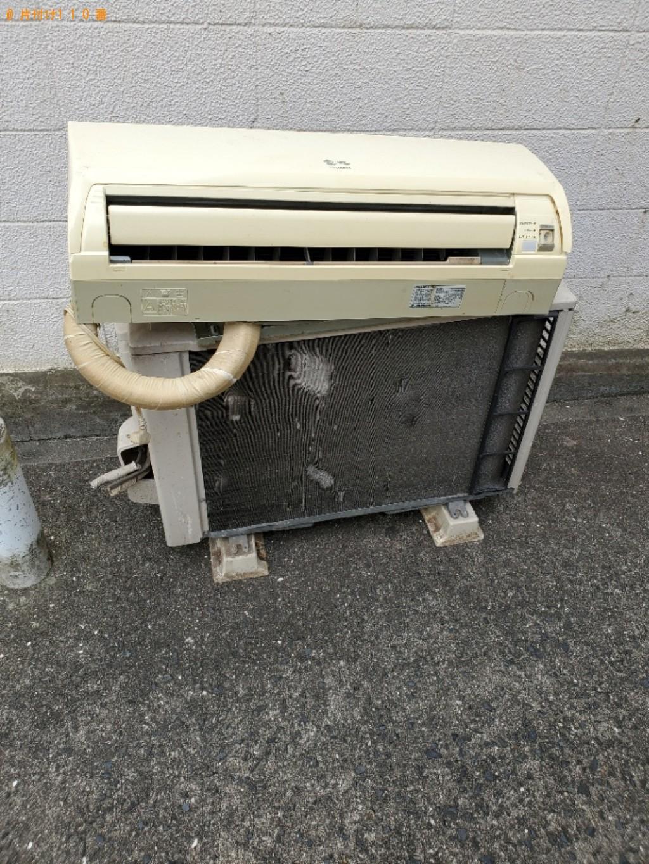 【倉敷市】家庭用エアコンの出張不用品回収・処分ご依頼のお客様の声