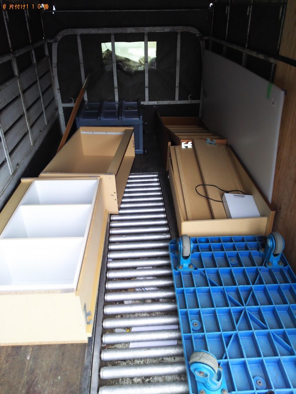 【豊島区】シングルベッド枠のみの出張不用品回収・処分ご依頼