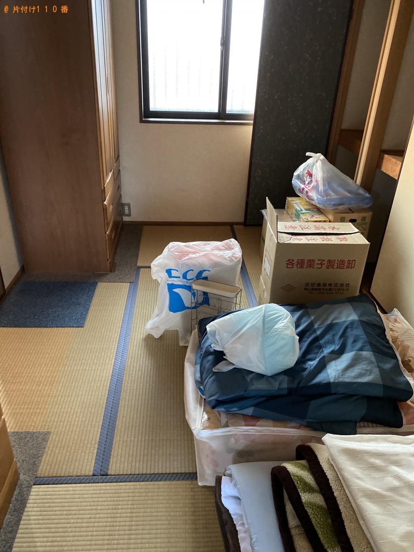 【大田市大田町】大型ゴミなどの出張不用品回収・処分ご依頼