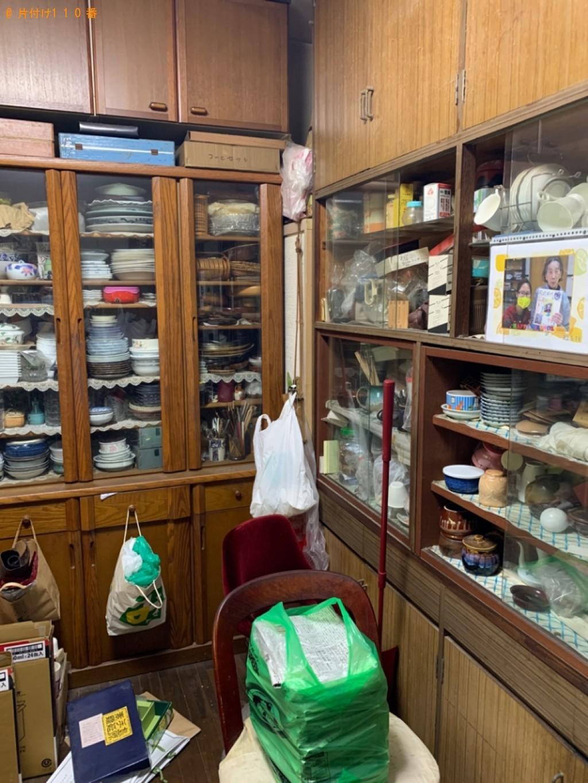 【福岡市南区】キッチンにあるゴミの出張不用品回収・処分ご依頼