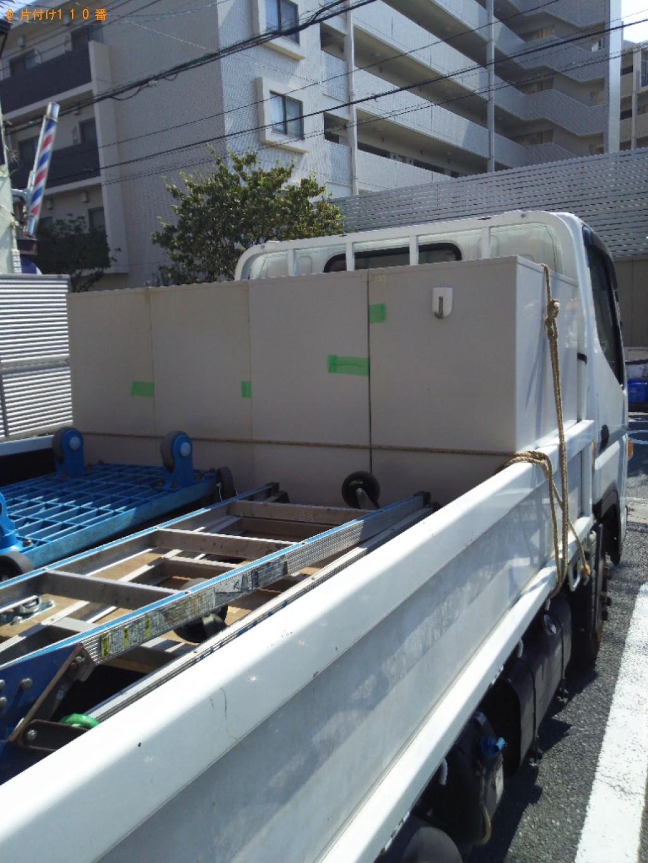 【川崎市高津区】2トントラック1杯以内出張不用品回収・処分ご依頼