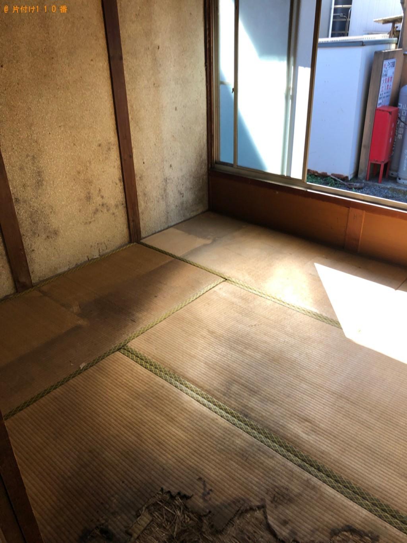 【柳井市】2tトラックパックでの出張不用品回収・処分ご依頼