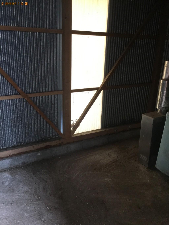 【一関市】軽トラック1杯以内の出張不用品回収・処分ご依頼