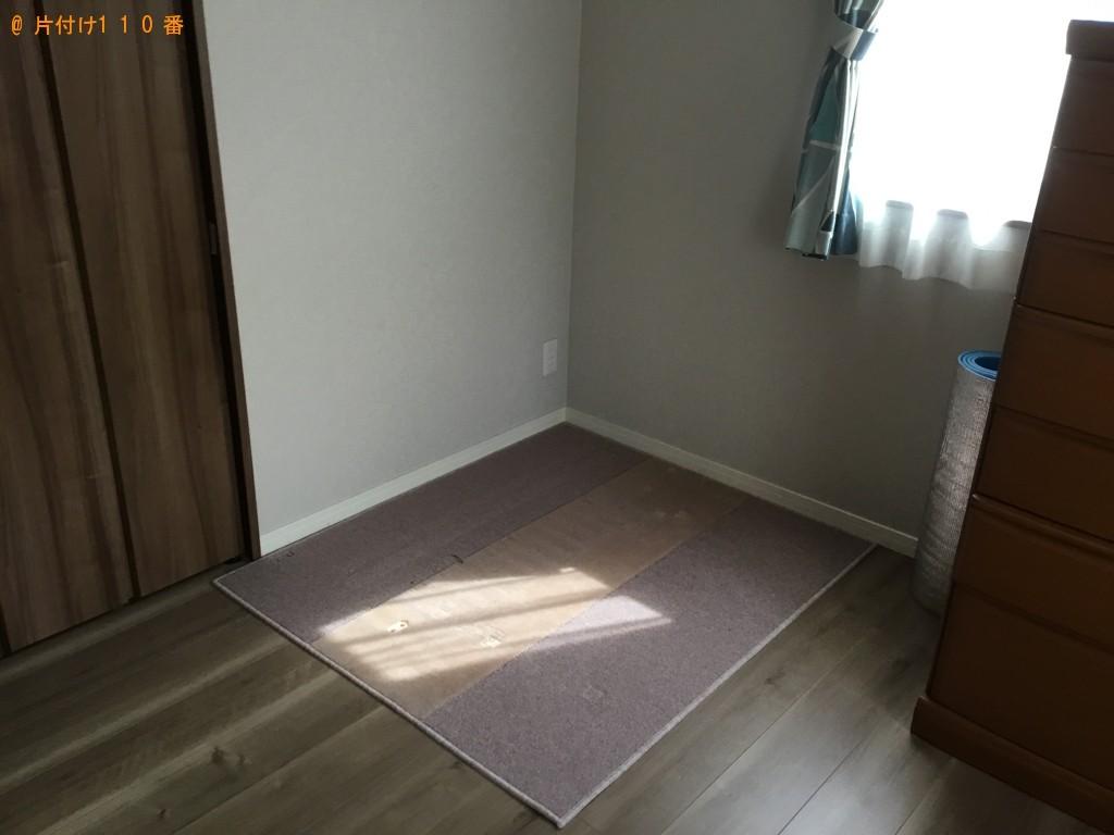 【神戸市垂水区】エレクトーンの出張不用品回収・処分ご依頼