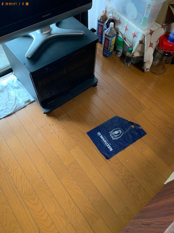 【福岡市中央区】大型ゴミの出張不用品回収・処分ご依頼のお客様の声