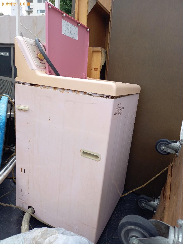 【市川市】洗濯機の出張不用品回収・処分ご依頼のお客様の声