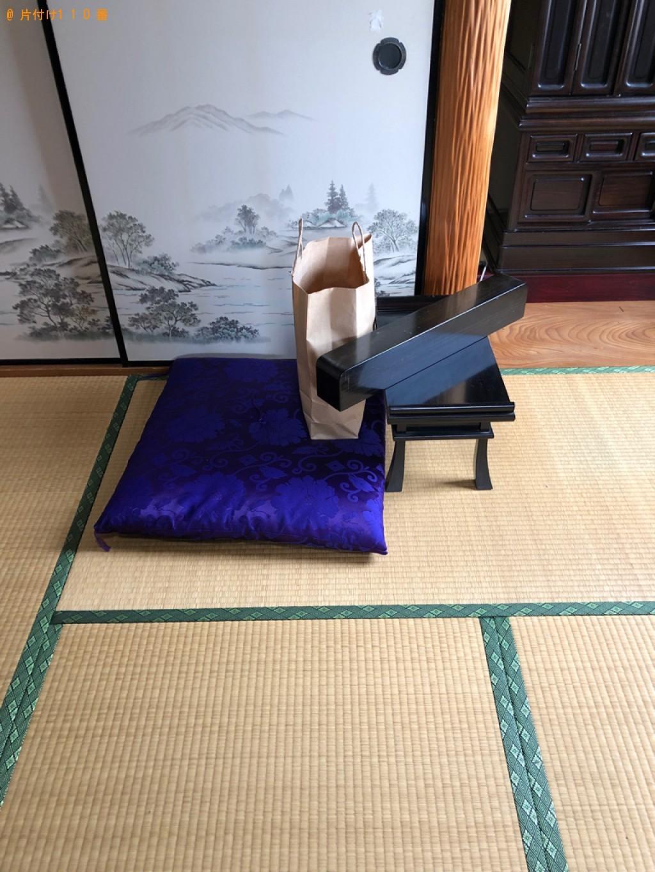 【羽曳野市】仏壇の出張不用品回収・処分ご依頼のお客の声