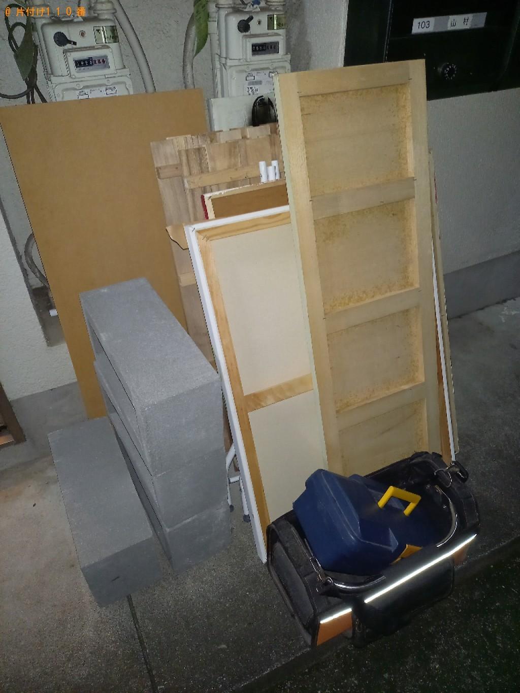 【世田谷区】軽トラック1杯以内の出張不用品回収・処分ご依頼
