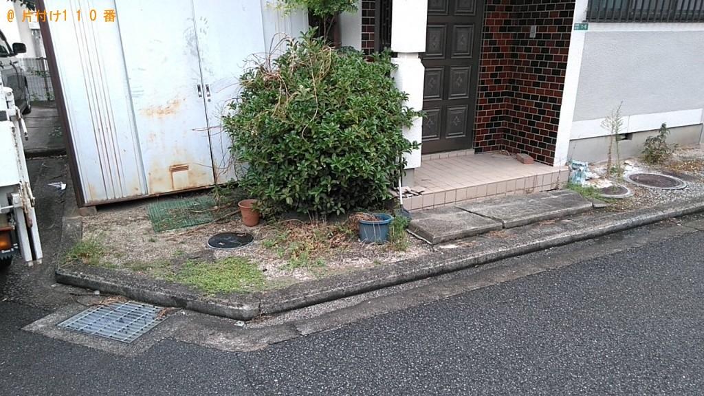 【松山市】軽トラック1杯以内の出張不用品回収・処分ご依頼