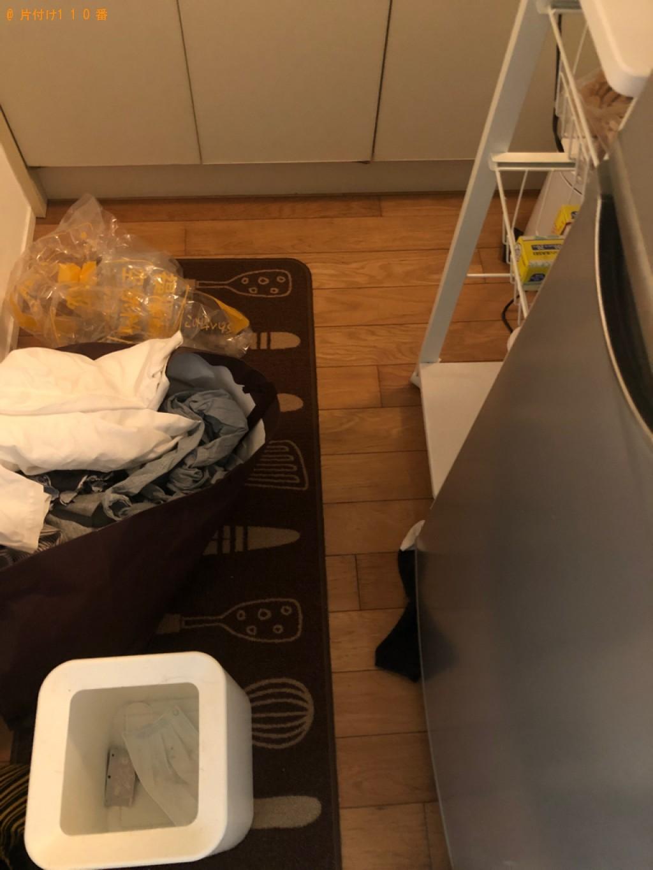 【福岡市博多区】軽トラック1杯以内の出張不用品回収・処分ご依頼