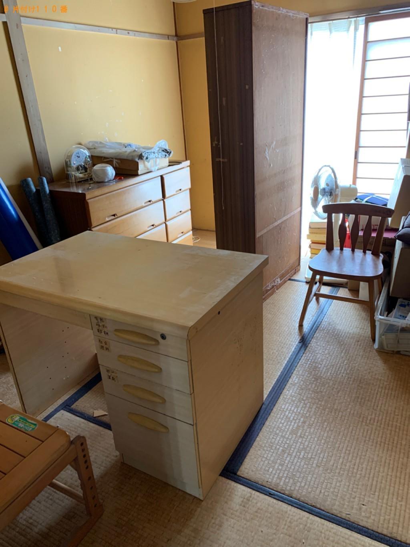 【北上市】大型家具などの出張不用品回収・処分ご依頼 お客様の声