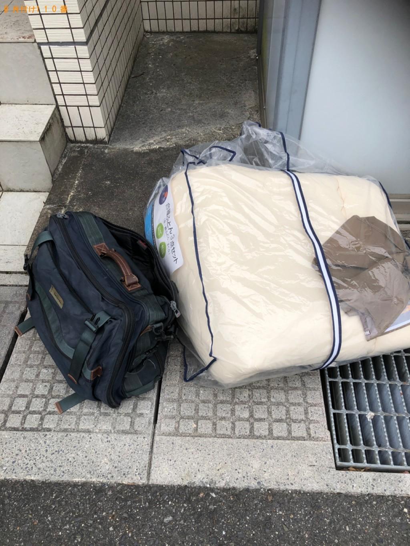 【草津市】軽トラック1杯以内の出張不用品回収・処分ご依頼