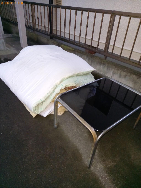 【越谷市柳町】軽トラック1杯以内の出張不用品回収・処分ご依頼