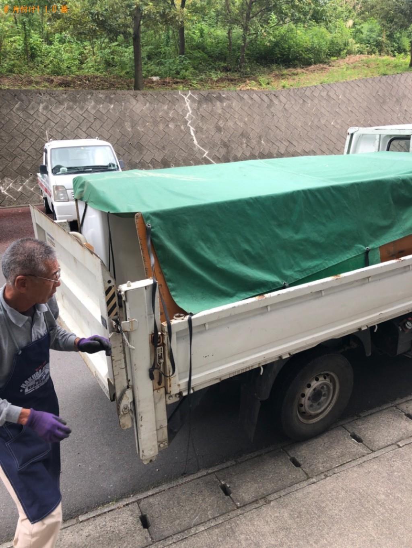 【松本市】軽トラック1杯以内の出張不用品回収・処分ご依頼