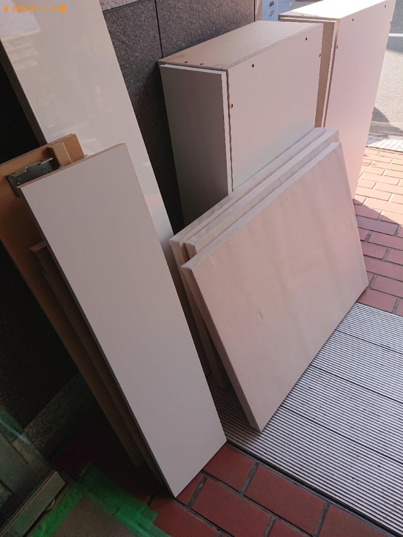 【大阪市城東区】ベッド枠のみの出張不用品回収・処分ご依頼