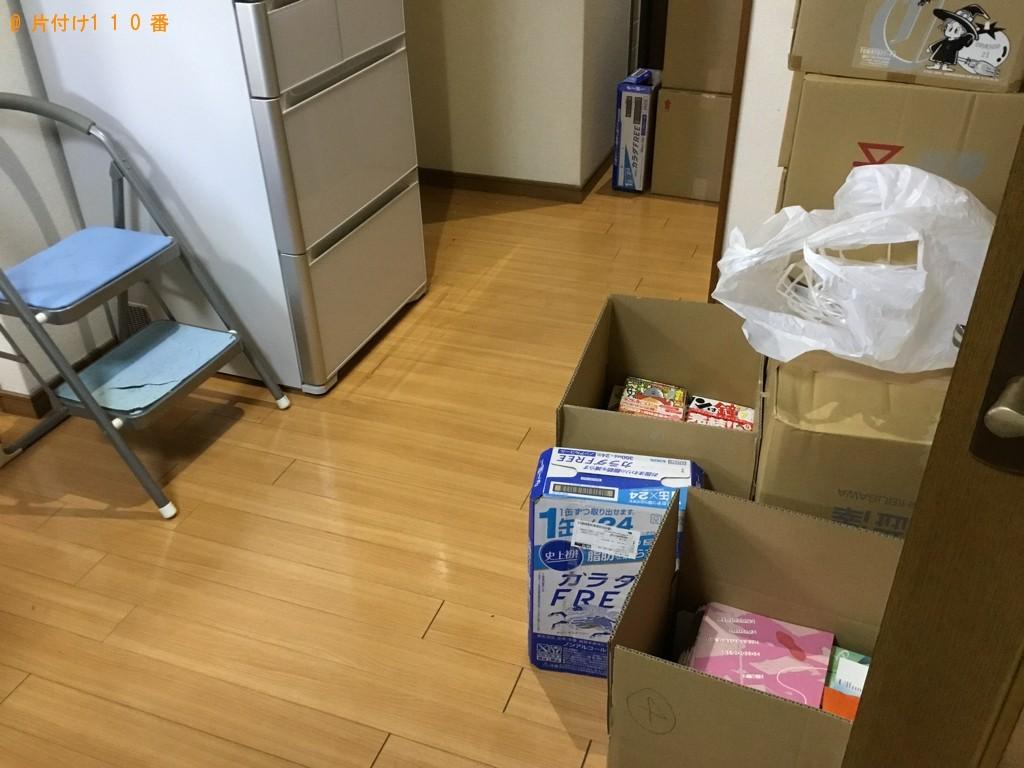 【西宮市深津町】軽トラパックでの出張不用品回収・処分ご依頼
