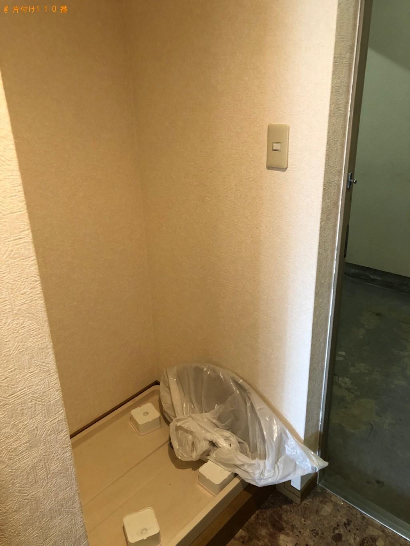 【福岡市中央区】家電などの出張不用品回収・処分ご依頼 お客様の声