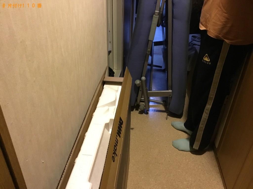 【神戸市灘区】軽トラック1杯以内の出張不用品回収・処分ご依頼