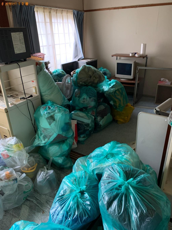 【弘前市】積みホーダイパックでの出張不用品回収・処分ご依頼