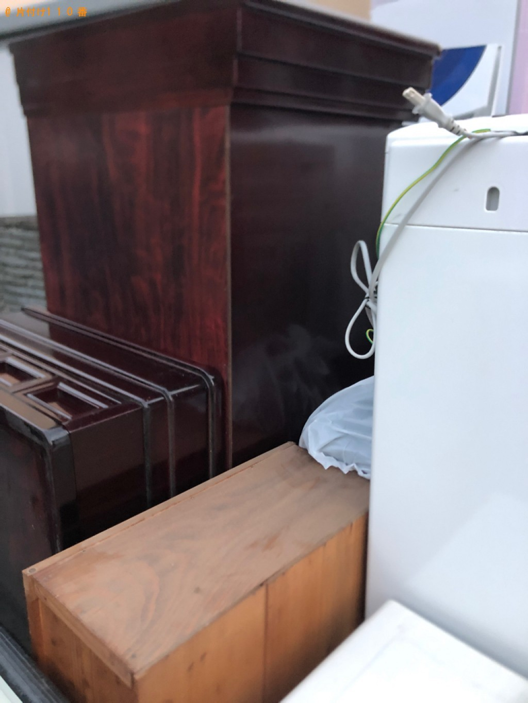 【札幌市南区】仏壇の出張不用品回収・処分ご依頼 お客様の声
