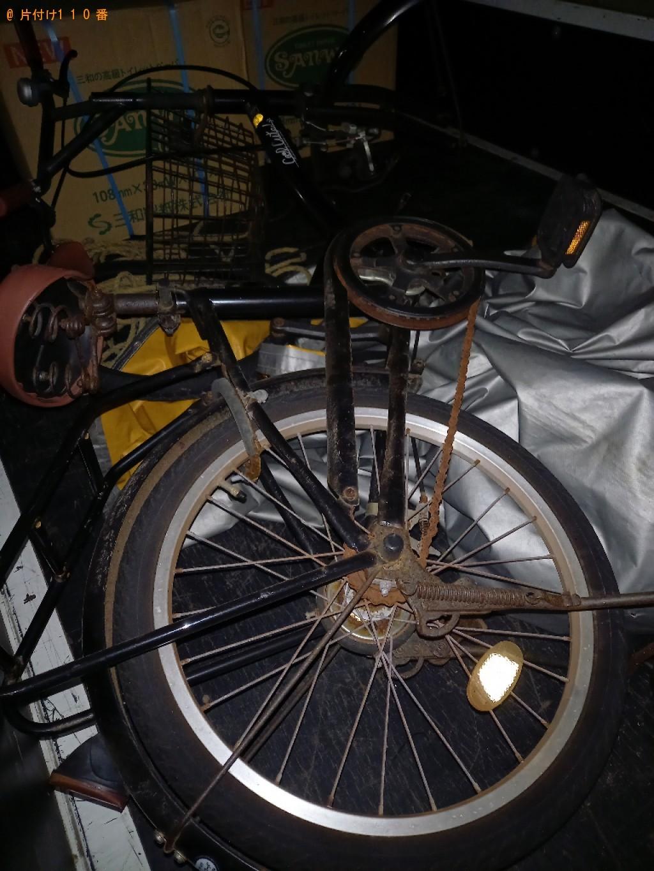 【船橋市】自転車の出張不用品回収・処分ご依頼 お客様の声