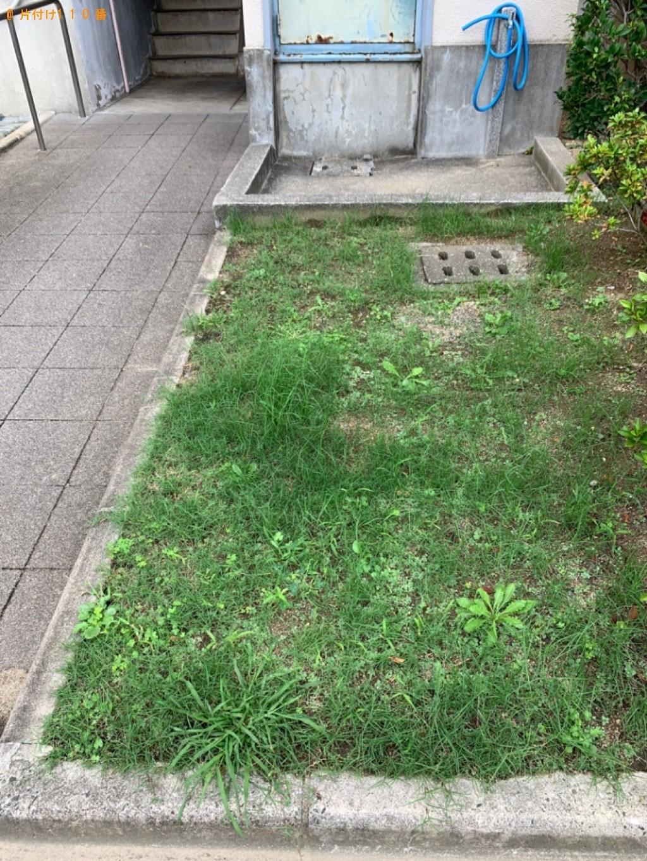 【堺市北区】軽トラック1杯以内の出張不用品回収・処分ご依頼
