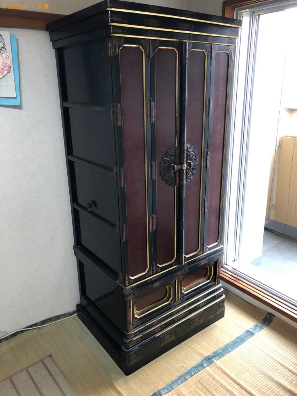 【近江八幡市日吉野町】仏壇の出張不用品回収・処分ご依頼お客様の声