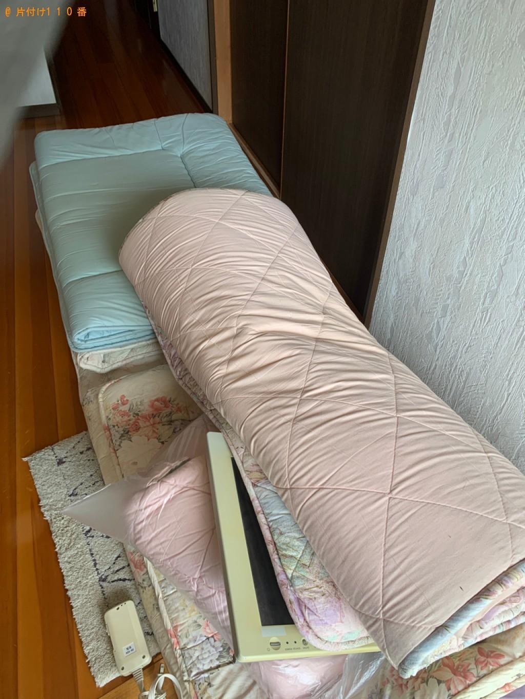 【富岡市】シングルベッドの出張不用品回収・処分ご依頼 お客様の声