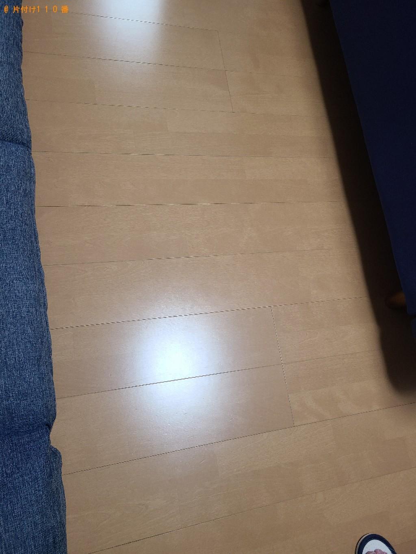 【北九州市小倉北区】ソファーの出張不用品回収・処分ご依頼