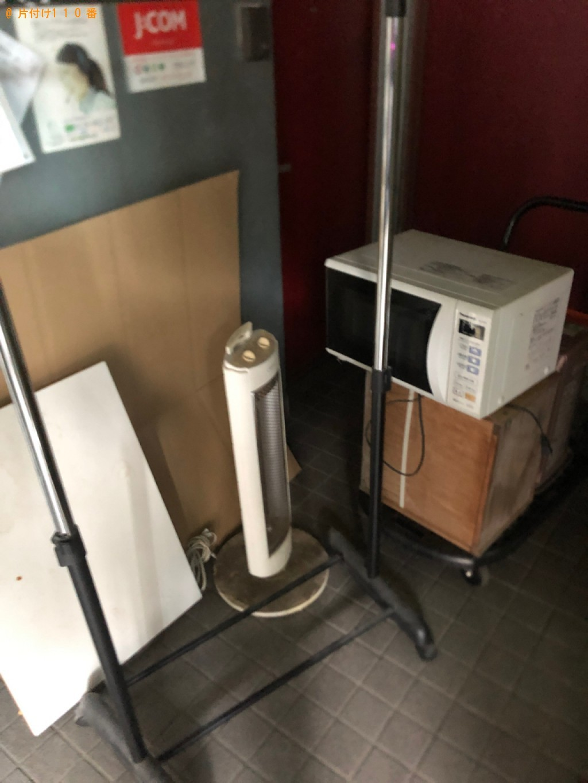 【札幌市東区】軽トラック1杯以内の出張不用品回収・処分ご依頼
