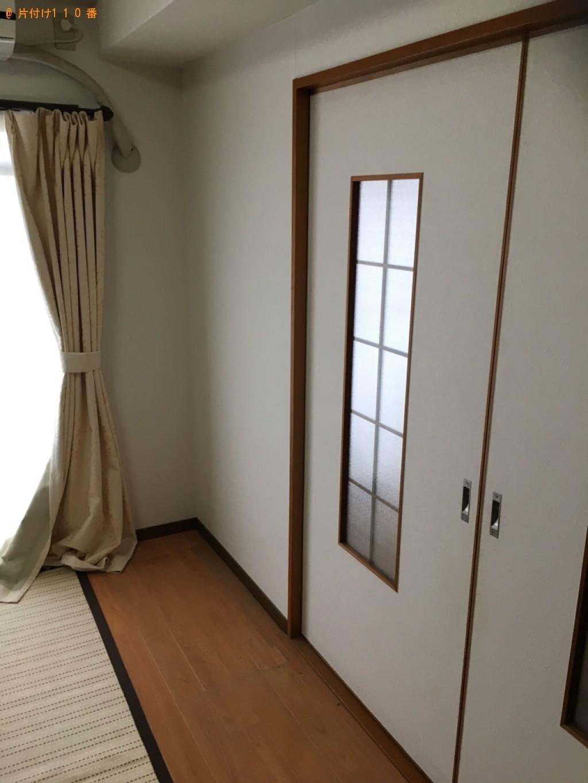 【下関市】軽トラパックでの出張不用品回収・処分ご依頼 お客様の声