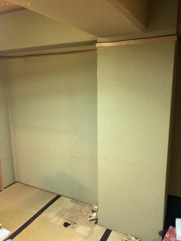 【神戸市】家具などの出張不用品回収・処分ご依頼 お客様の声