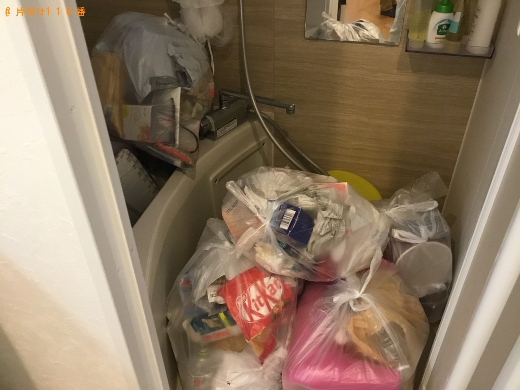 【大阪市】軽トラパックでの出張不用品回収・処分ご依頼 お客様の声