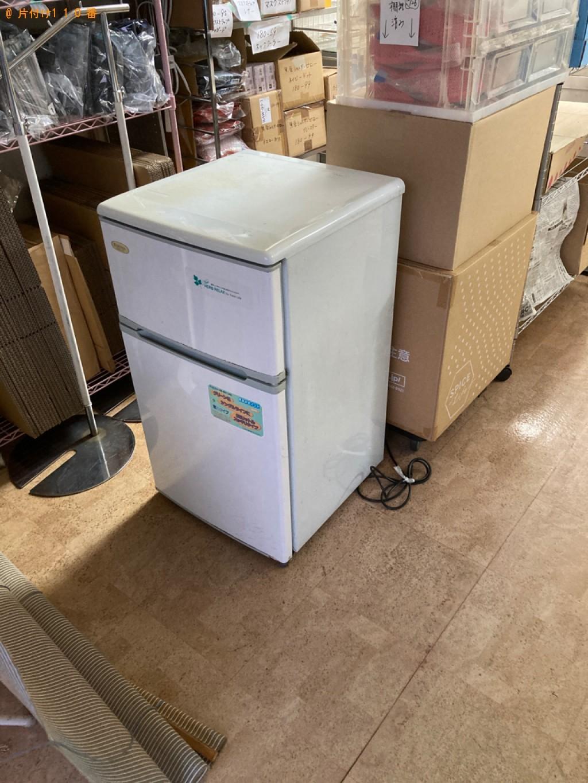 【大分市】冷蔵庫の出張不用品回収・処分ご依頼 お客様の声