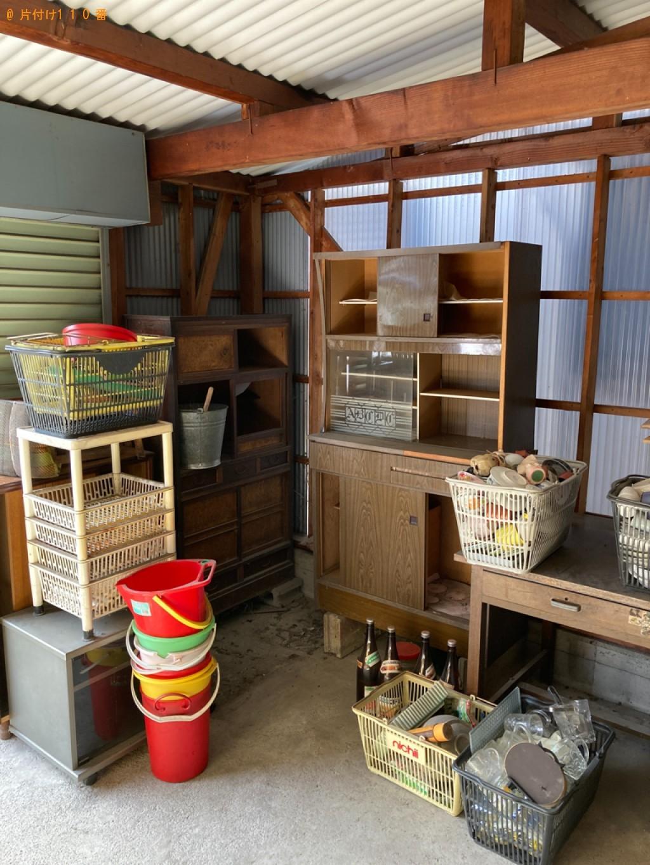 【姫路市】2tトラックパックでの出張不用品回収・処分ご依頼