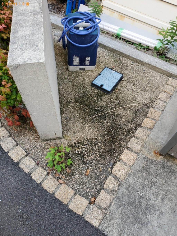 【岡山市北区】45Lゴミ袋分一般ゴミの出張不用品回収・処分ご依頼