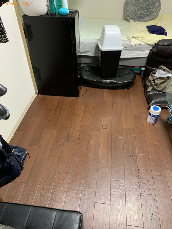【京都市下京区】ソファーの出張不用品回収・処分ご依頼 お客様の声