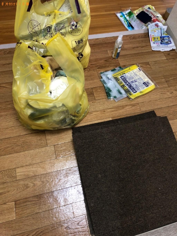 【京都市東山区】軽トラパックでの出張不用品回収・処分ご依頼