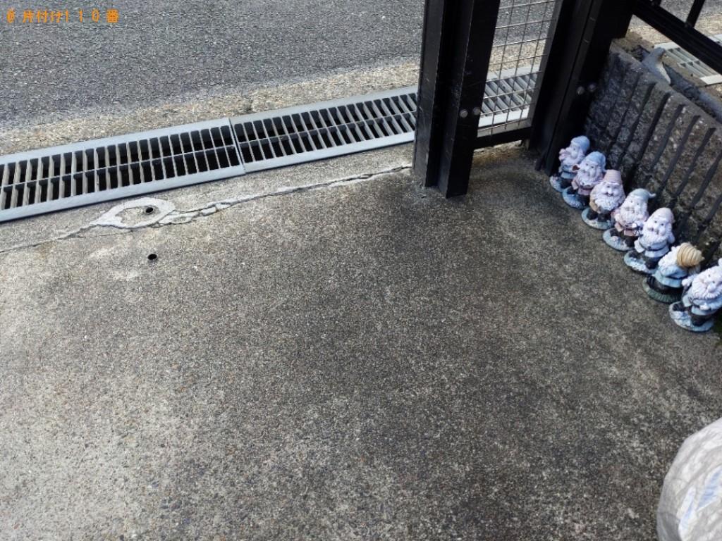 【交野市】オイルヒーターの出張不用品回収・処分ご依頼 お客様の声