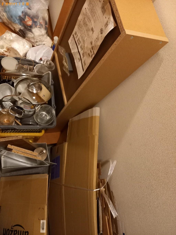 【練馬区】軽トラック1杯以内の出張不用品回収・処分ご依頼