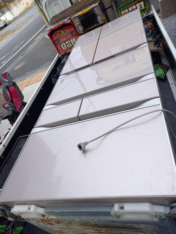 【さいたま市中央区】冷蔵庫の出張不用品回収・処分ご依頼お客様の声