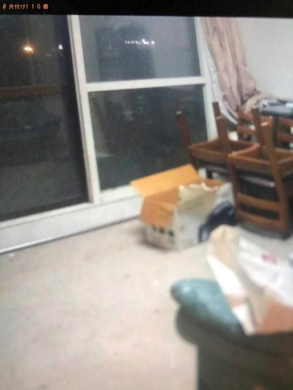 【札幌市西区】軽トラパックでの出張不用品回収・処分ご依頼