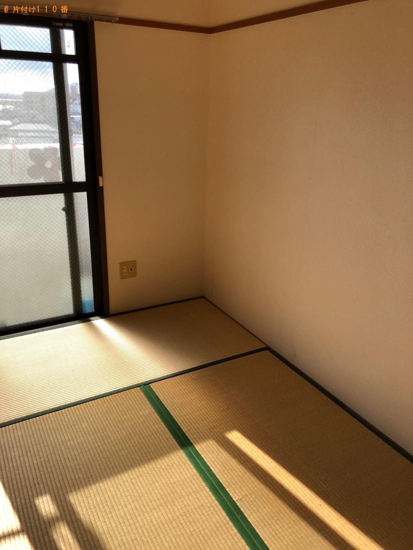 【北九州市小倉南区】仏壇の出張不用品回収・処分ご依頼 お客様の声