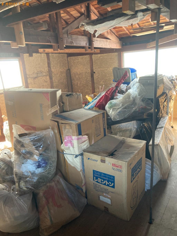 【たつの市誉田町】2tトラパックでの出張不用品回収・処分ご依頼
