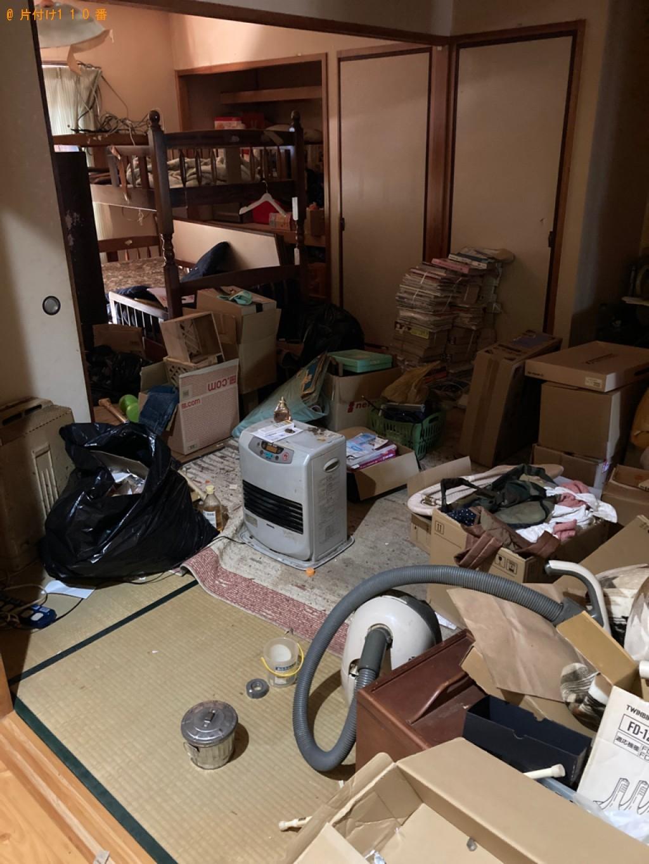 【豊後大野市犬飼町】トラックパックでの出張不用品回収・処分ご依頼