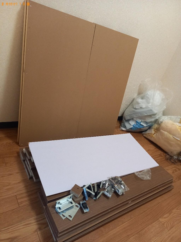 【中央区日本橋堀留町】シングルベッドの出張不用品回収・処分ご依頼