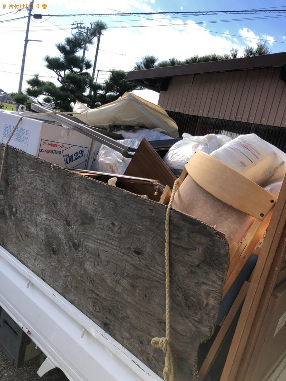 【津市安濃町】軽トラック1杯以内の出張不用品回収・処分ご依頼